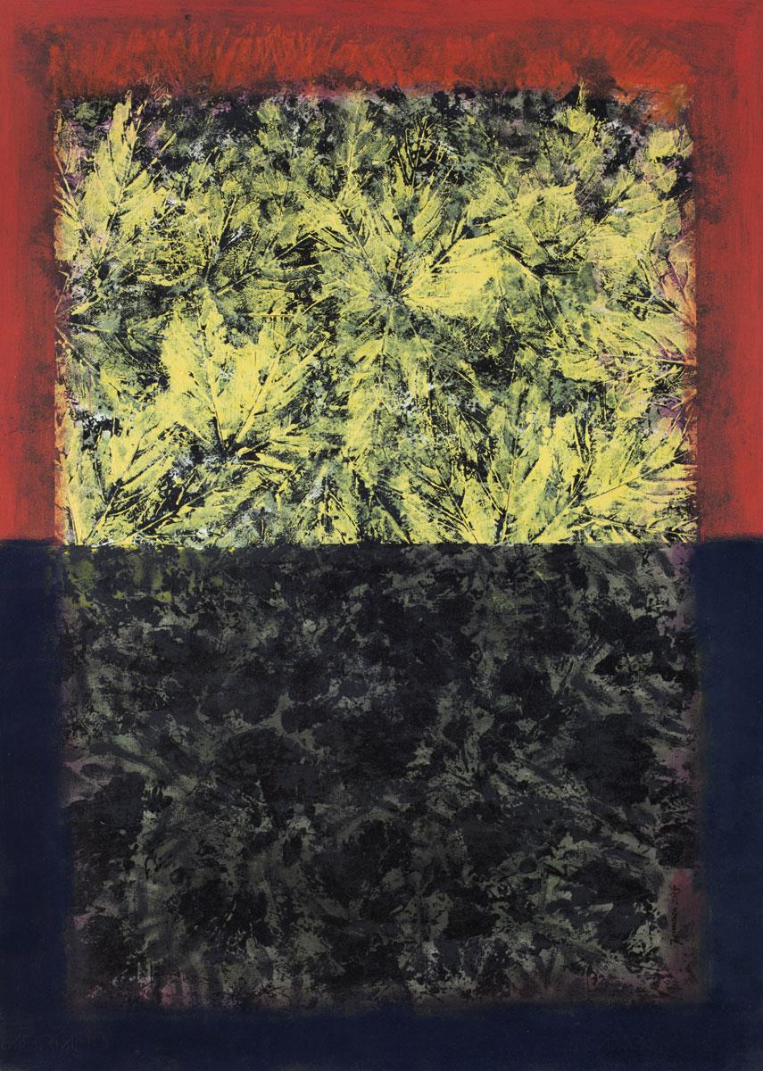 Pejzaż jesienny-2, 50x70 cm