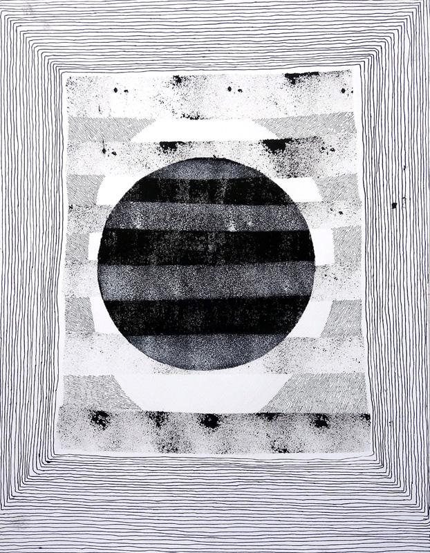 Pejzaż-2, 56x42 cm