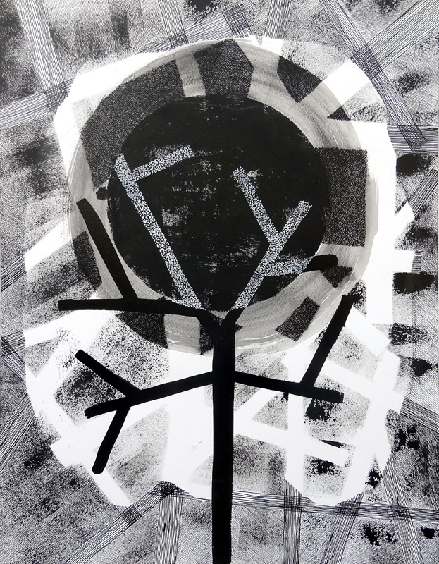 Landscape-4, 56x42 cm