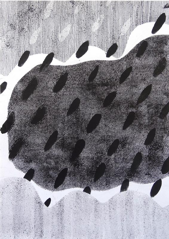 Landscape-7, 42x30 cm