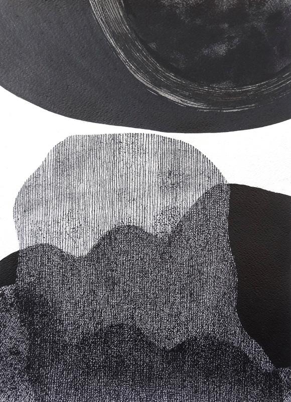 Landscape-12, 42x30 cm