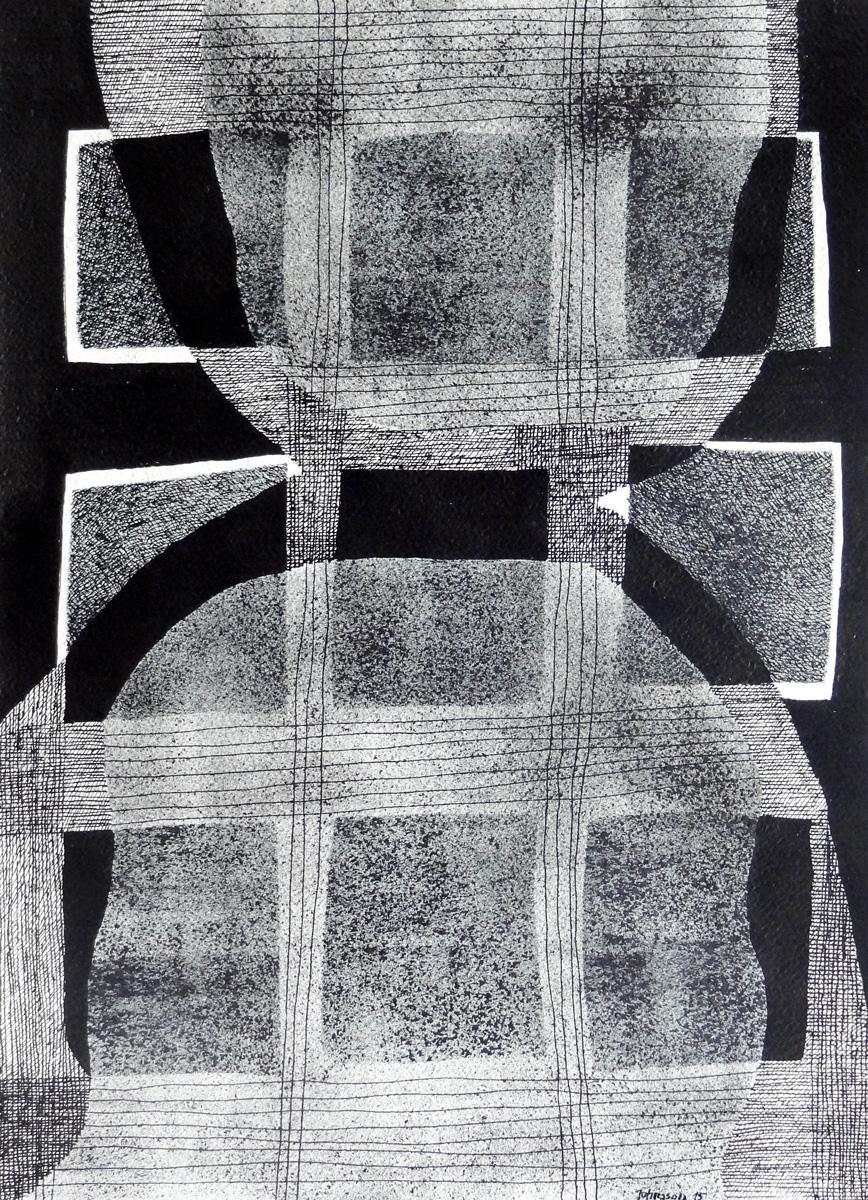 Pejzaż-11, 42x30 cm