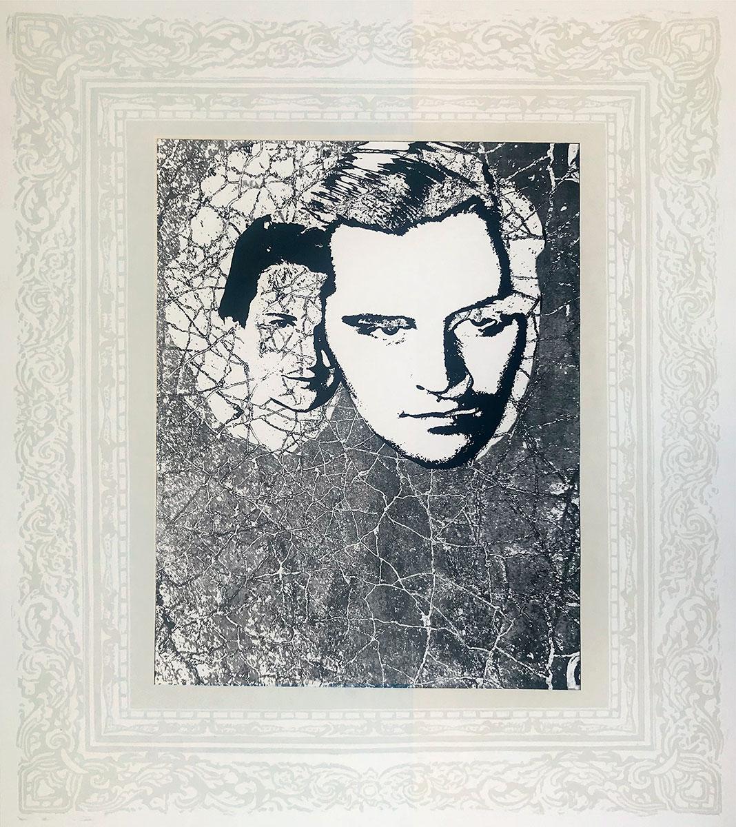 Portrait in frames -2
