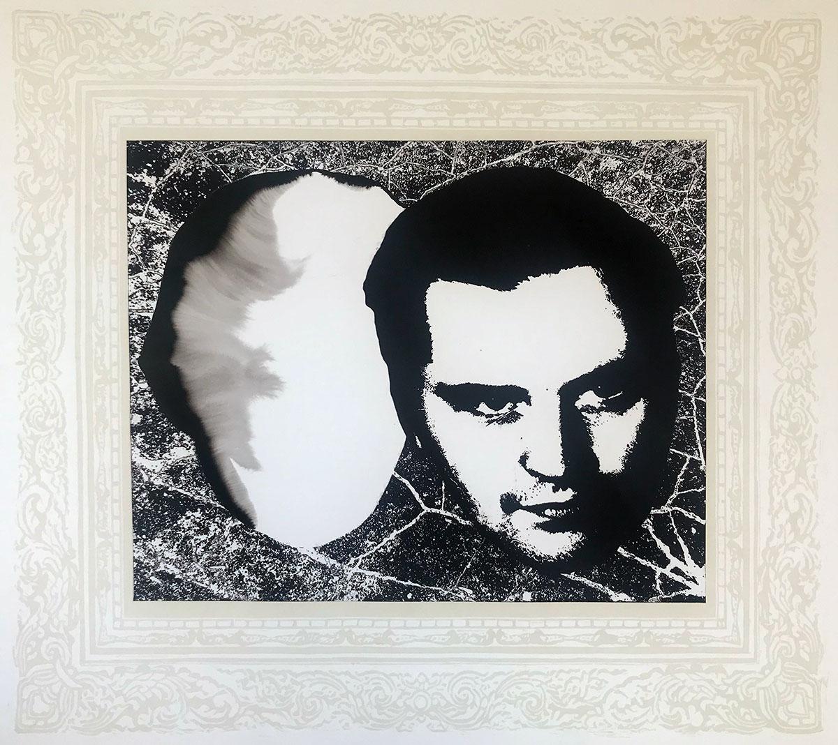Portrait in frames -4