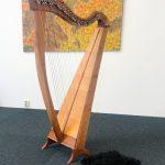 harfa Stepahnie i piesek Karolek