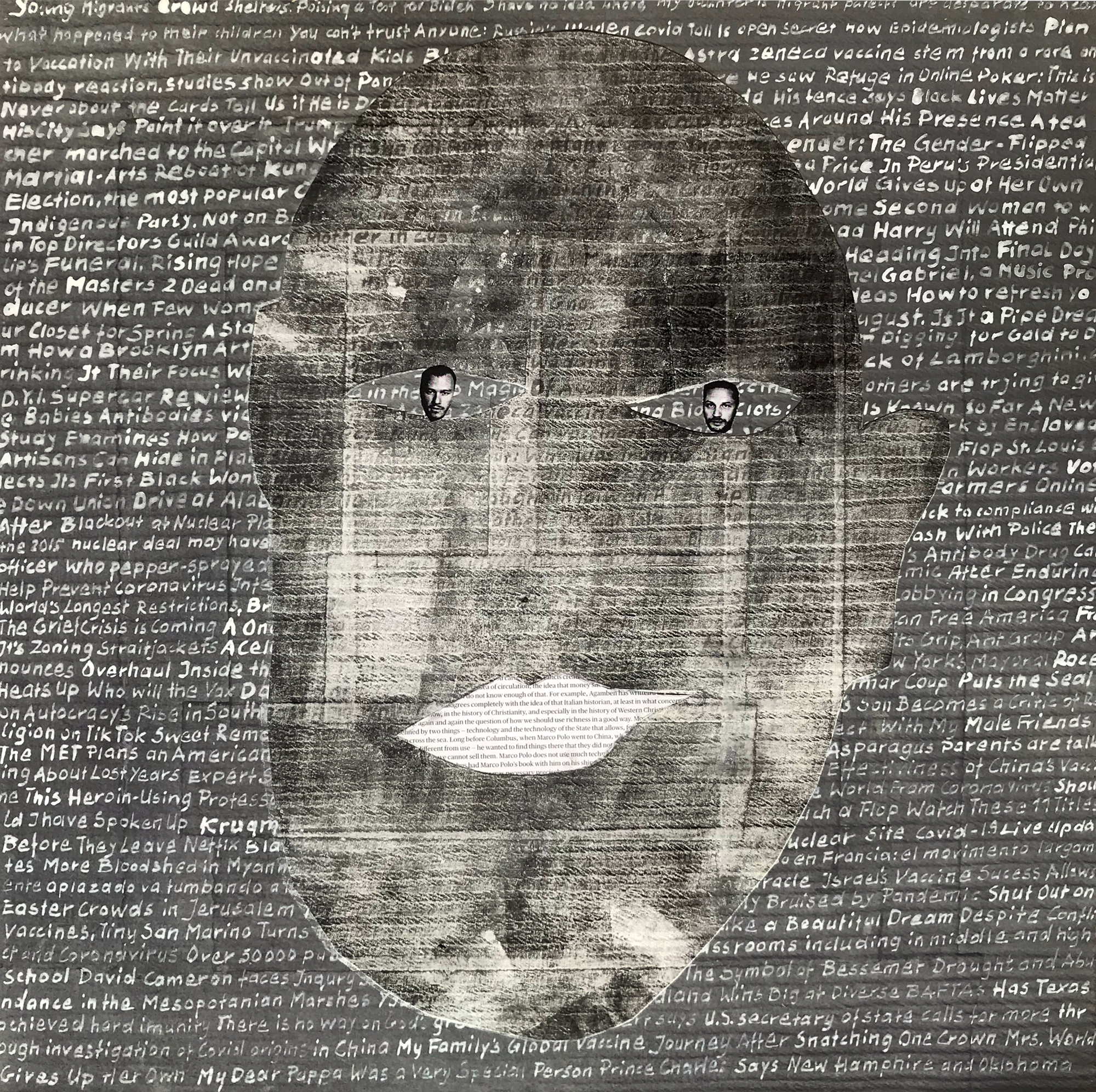 Newspaper portrait - 10