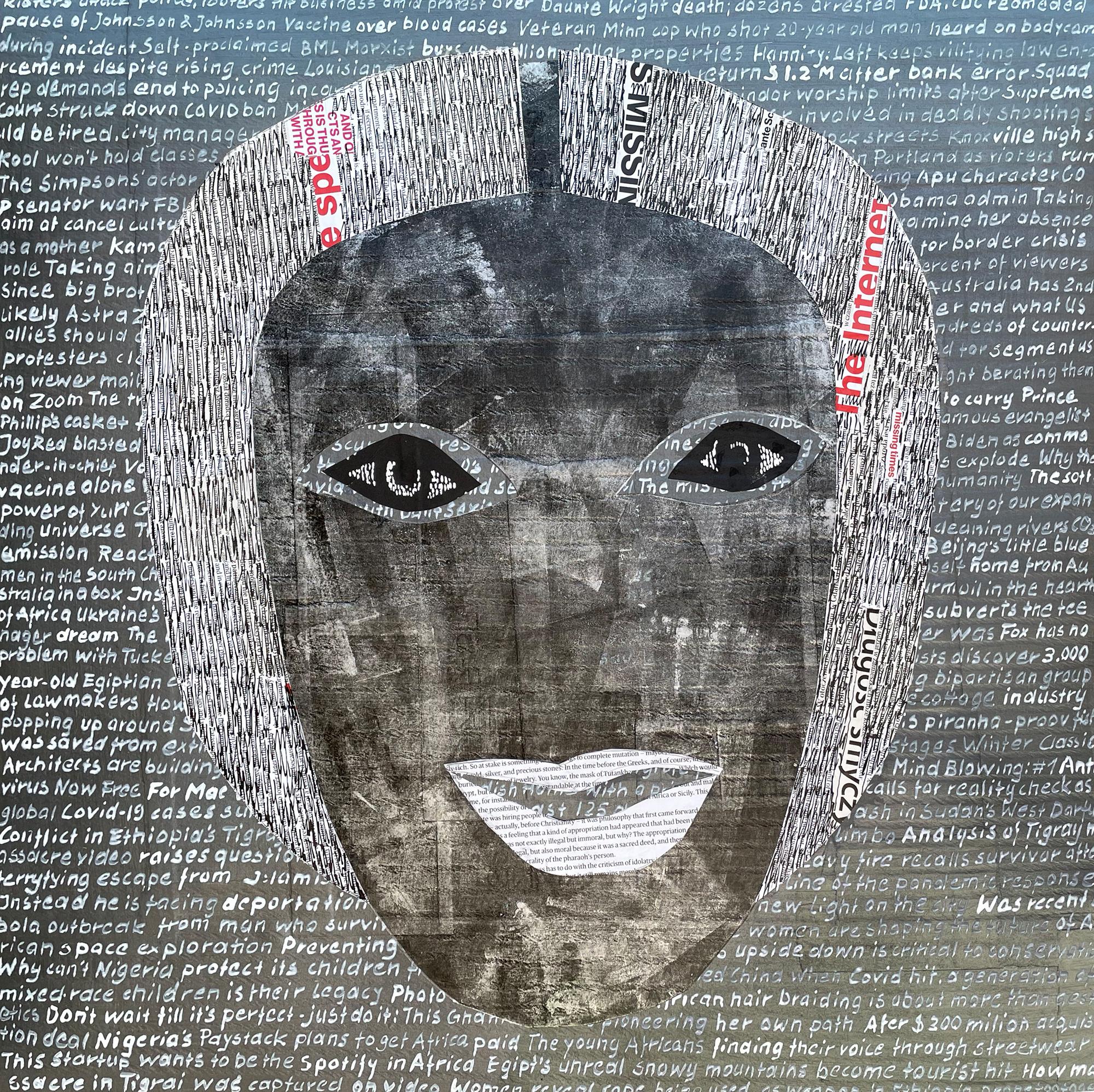 Newspaper portrait -11