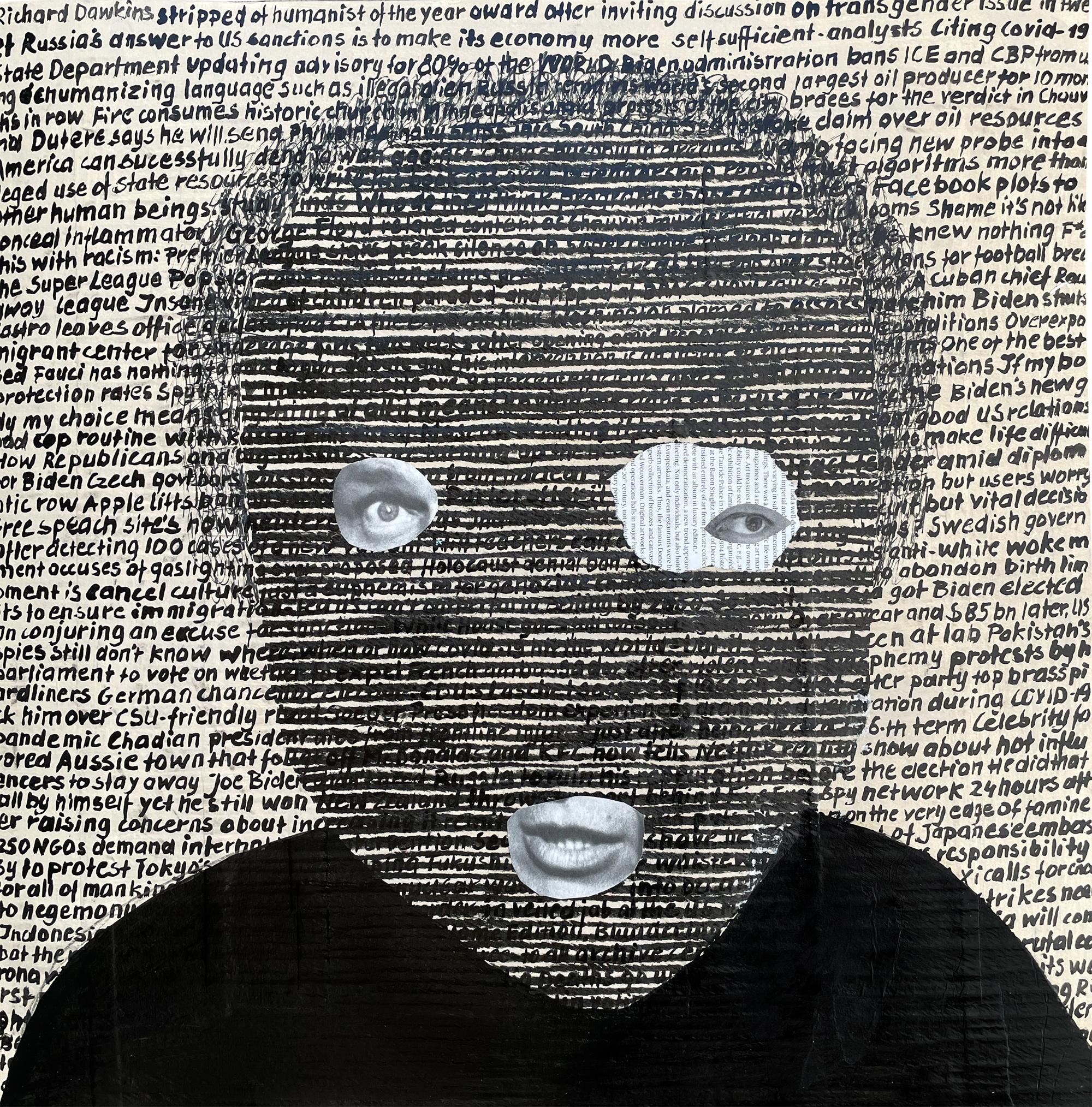 Newspaper portrait - 15